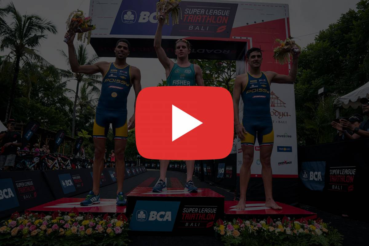 Super League Triathlon video